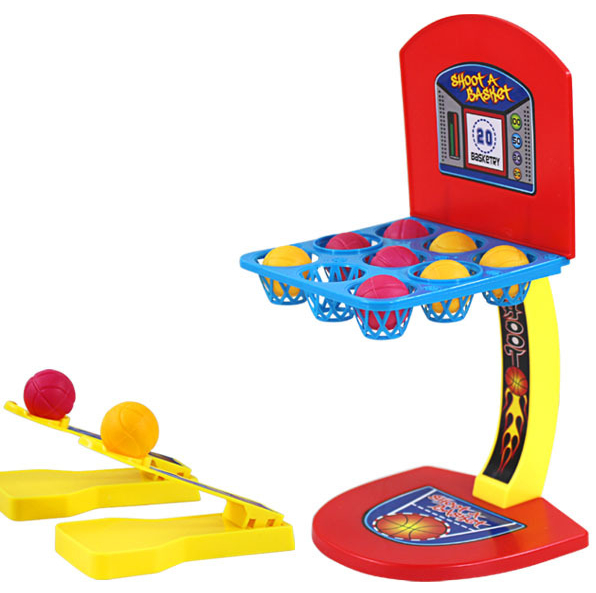 Multicolour Marbles Parent Child Family Desktop Basketball Game baby toy Educational Outdoor Fun & Sports toys HT405(China (Mainland))