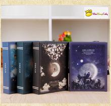 """Like A Dream"" Luxury Big Cute Diary Functional Planner Lock Book Dairy Agenda Journal Memo Kids Gift Box Package with Lock(China (Mainland))"