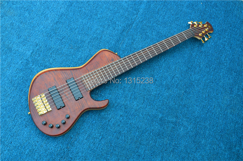 Free Shipping New OEM custom shop bass guitar guitarra six-string electric guitar clear color guitarra / guitar China<br><br>Aliexpress