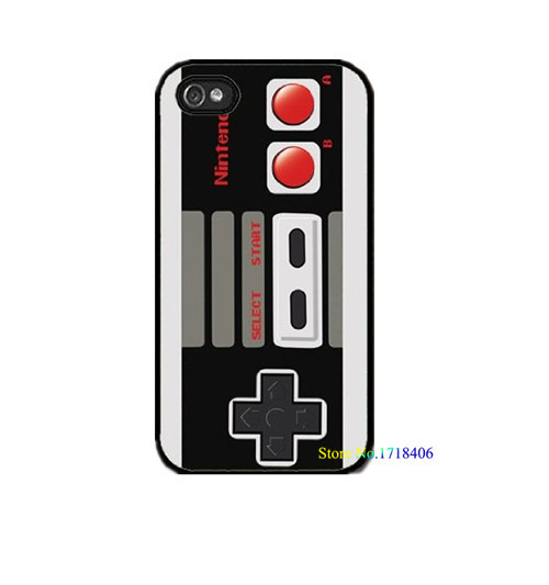 for Retro Nintendos Controller original cell phone case cover for iphone 4 4s 5 5s 5c 6 6 plus #5129an(China (Mainland))