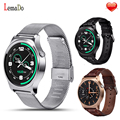 Lemado GW01 Bluetooth Smartwatch Smart watch with Heart rate monitor Remote Camera wristwatch for apple huawei