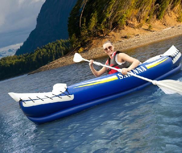 лодка для одного гребца