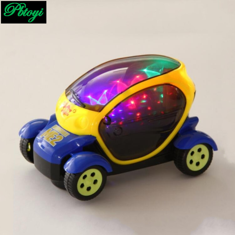 New hot electric universal with 3D light music concept car model electric toy car wholesale PI0764(China (Mainland))