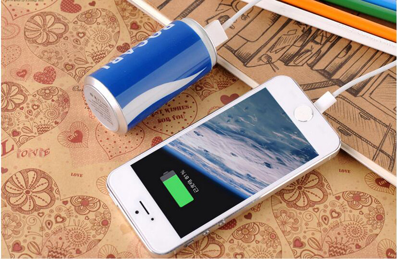 Tropweiling new 2600mah Portable universal Safety USB Power Bank Box 18650 Battery Charger for Smart Cell Phones