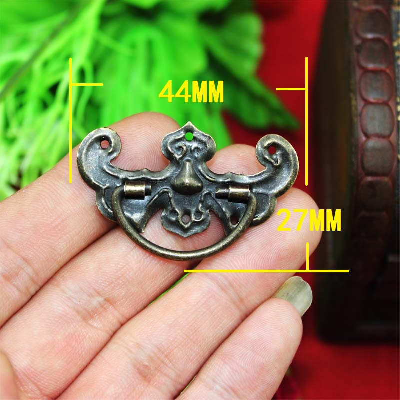 Vintage Zinc Alloy Cabinet Kitchen Closet Cupboard Drawer Door Handle Pull Knobs(China (Mainland))