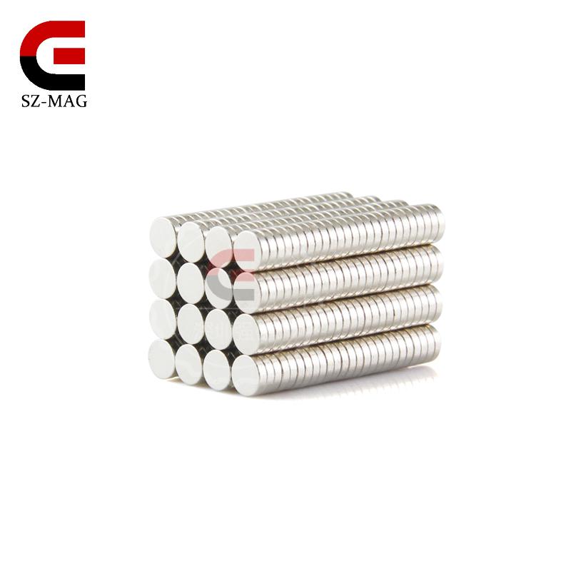 Гаджет  Free shipping 1000pcs  N50 D4X1mm rare earth strong round neodymium magnet Guaranteed 100% wholesale None Строительство и Недвижимость