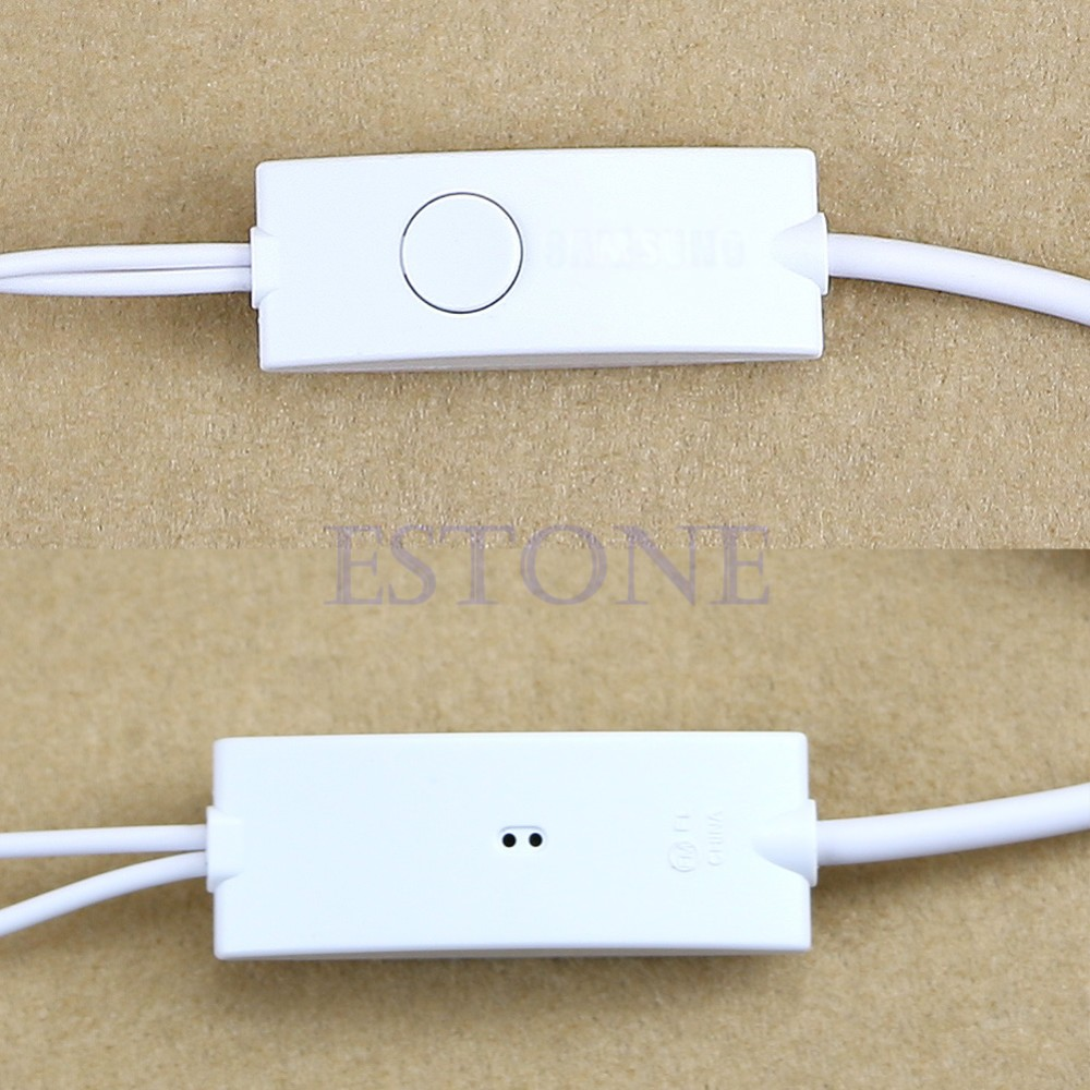 New Original Stereo Bass earphone  Metal 3.5mm Earbuds For Samsung S5830 S5630 Galaxy Tab i9100