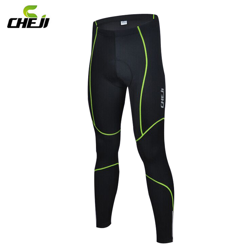 Hight Quality Anti-sweat Breathable Cycling Tights Bicycle Pants Sportswear Bike Cycling Riding Clothing GEL Padded Trousers