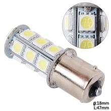 2pcs LED car 1156 5050SMD 18 LED Tail lights Turn signal/Brake Reverse Signal/parking Light 12V car styling Free shipping MA129+(China (Mainland))