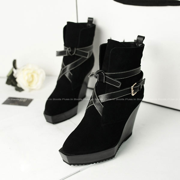 2015 autumn winter boots genuine leather brand new