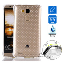 Anti-knock Cover TPU Soft Case Huawei P9 P8 Lite Mini P7 G8 G7 Plus Mate 7 8 Honor 4a 4x 5x 7i Back Protective Cases - BUYFUN Official Store store