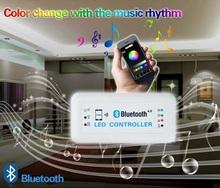 Умный дом wi-fi из светодиодов дистанционного управления bluetooth rgb управления для смартфонов поддержка iOS и Android 4.3 лампада из светодиодов пульта remoto
