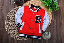 [C1036]Wholesale retail 2014 spring Kids Sports cardigan baby /infant boy Tracksuit outerwear children long-sleeved sweatshirt(China (Mainland))