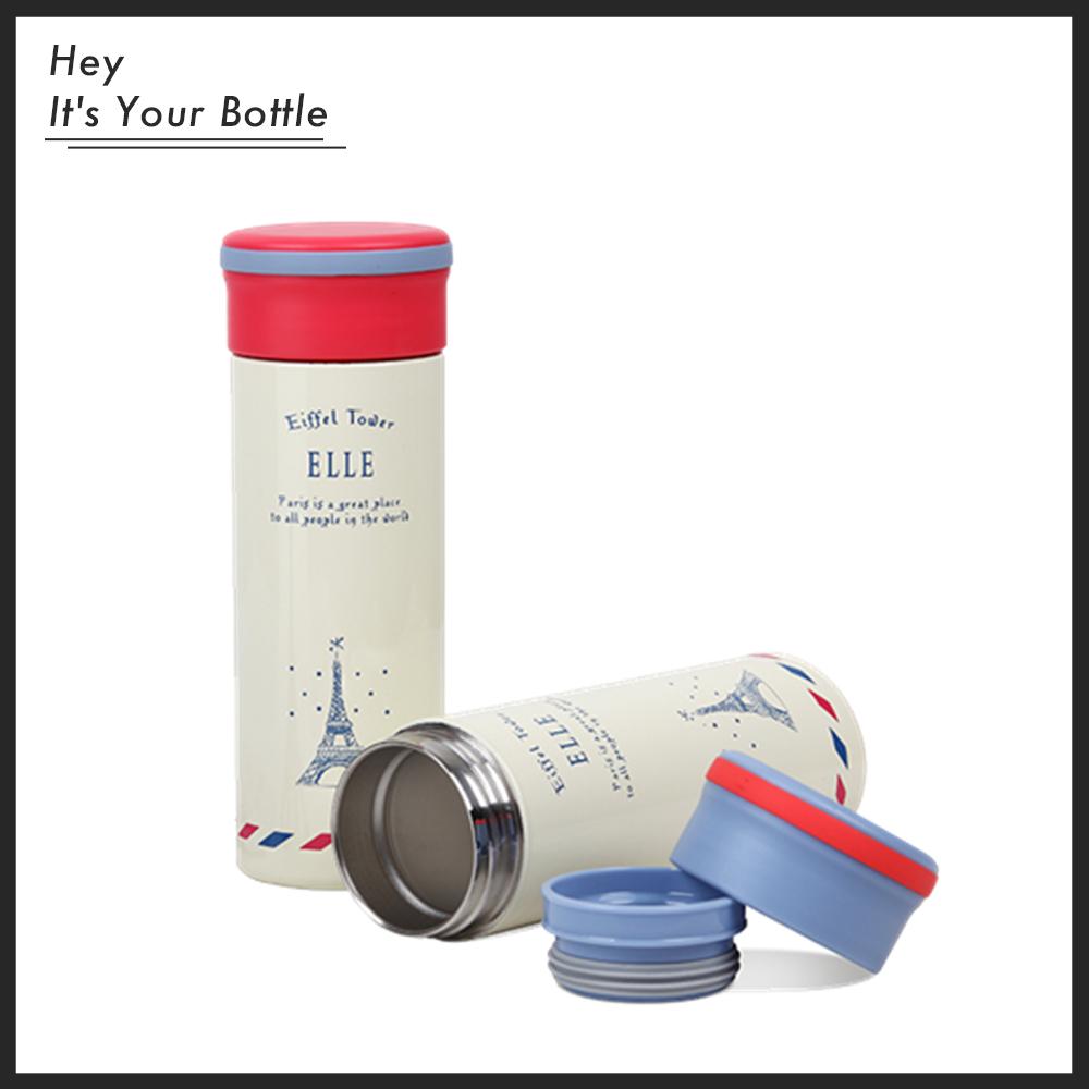 Cartoon Thermos Mug Stainless Steel Vacuum Flask Home Travel Thermos Bottle Drinkware 250ml(China (Mainland))