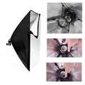 Photo Studio Soft Box 20 x28 50cm x 70cm Folding Easy Softbox With Socket Hot Selling