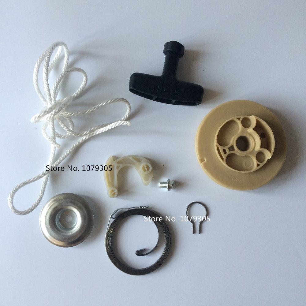 800W ET950 ET650 Gasoline generator starter repair parts bag