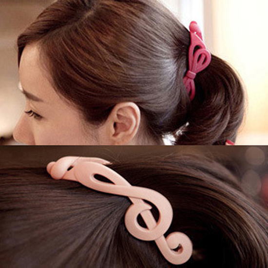 Korean High Quality Fashion Bow Butterfly Acrylic Barrettes Hair Clips Girls Hairpins for Hair Women Free