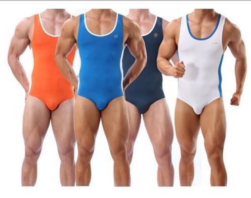 Man Swimwear Swimsuit Swim Men Bathing suit swimming trunks Beach Wear Briefs Bikinis body suit Jammers White black orange(China (Mainland))
