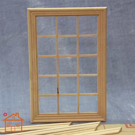 1 12 Dollhouse Diy Handmade Wood Mini Window Diy House For Lattice Windows Furniture For Doll