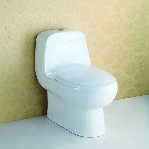 Slow Fallen Seat Cover Ceramic Toilet Bowl AT 587 In Toilets From Home Improv