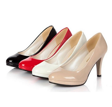 Classic High Heel Shoes for Women