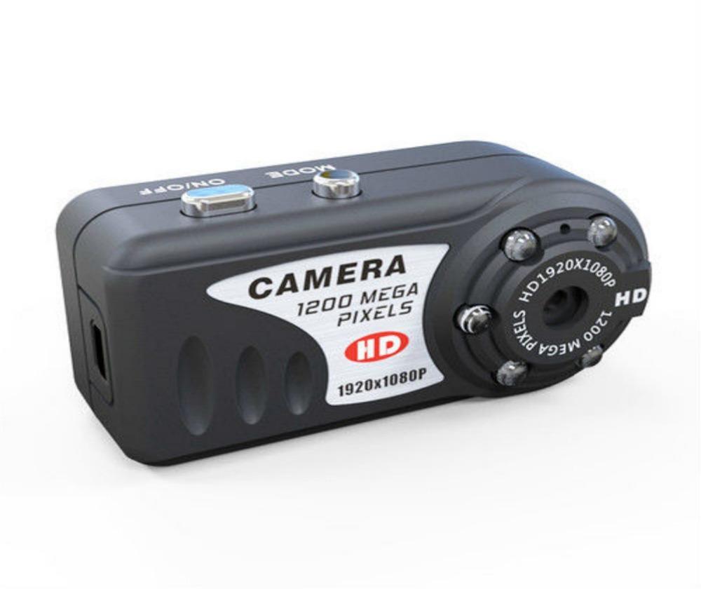 Full HD 1080P T8000 Night Vision Mini Camcorder Thumb DV Camera Recorder, DVR - Meplus Electronic store