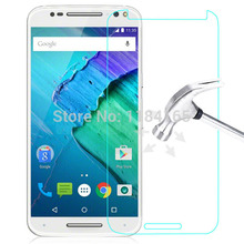 0.26mm Explosion-proof Front LCD Tempered Glass Film for Motorola Moto X Style Moto X Pure Edition 5.7 inch LCD Screen Protector(China (Mainland))