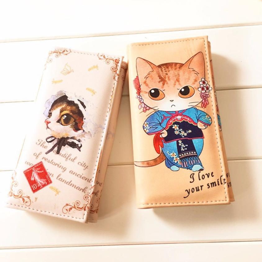 hermes leather bags - Aliexpress.com : Buy Mint Women Cartoon Cat Pattern Coin Purse ...