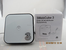 Webcube 3G UMTS Router HUAWEI B190(China (Mainland))