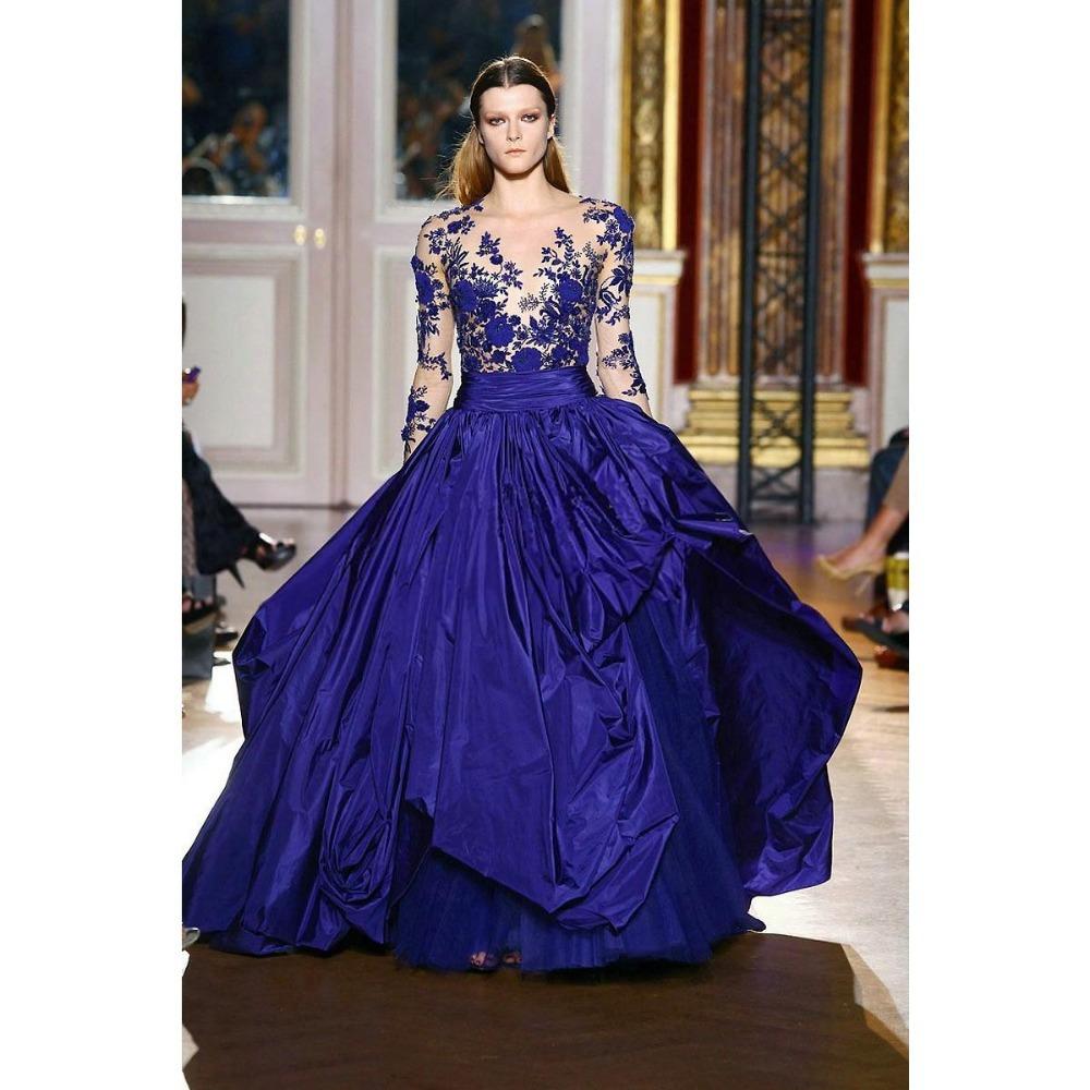 Unique Celebrity Dresses - Plus Size Prom Dresses