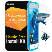 Buy Screen Protector iPhone 6s/ 6 Plus, ESR Full Coverage Tempered Glass Screen Protector Protection iPhone 6s 6 6s 6sPlus for $5.84 in AliExpress store