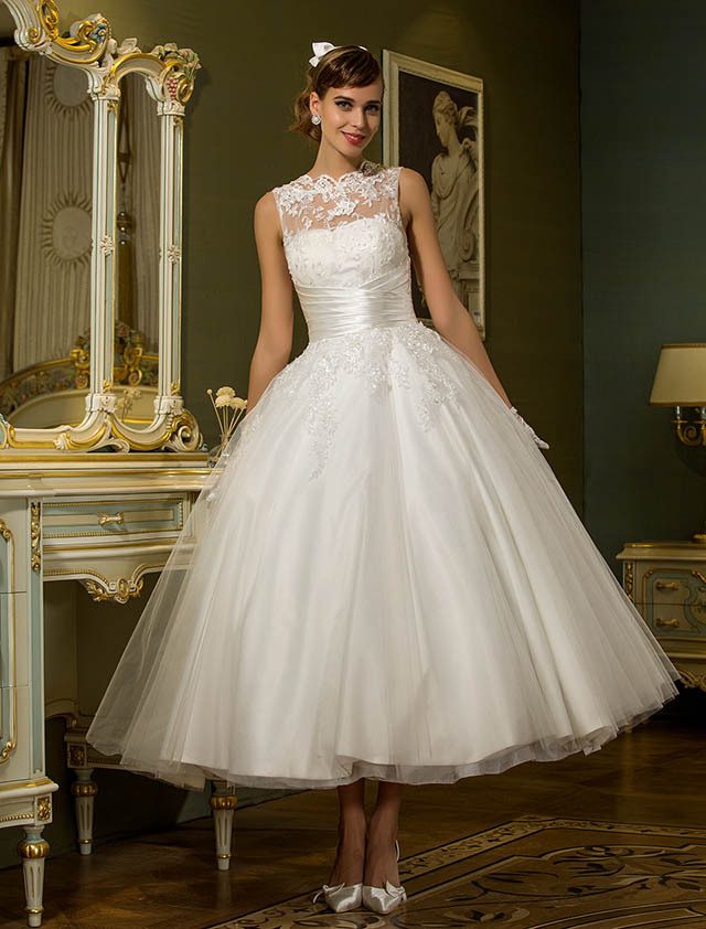 2015high end custom high quality elegant audrey hepburn for Wedding dresses pin up style