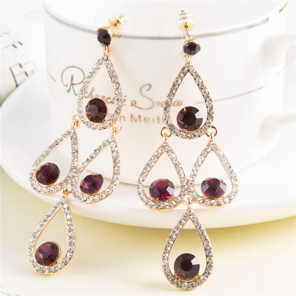 Online Get Cheap Chandelier Earrings Vintage Aliexpress – Cheap Chandelier Earrings