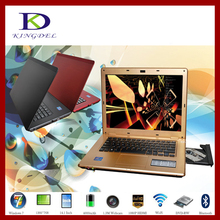 14.1 Inch Laptop, Notebook with Intel Atom D2500 Dual Core 1.86Ghz, 2GB RAM+250GB HDD, 1080P HDMI, DVD-RW, WiFi, Webcam