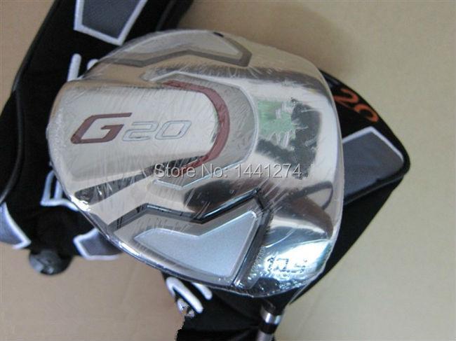 "Golf Clubs Driver G20 Driver G20 Golf Driver 9.5""/10.5"" Degree Regular/Stiff Flex Graphite Shaft Come With Head Cover(China (Mainland))"