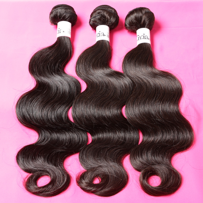 Indian Virgin Hair Weave 3pcs Lot Raw Indian Remy Human Hair Weft 6a Unprocessed Indian Body Wave Monstar Hair Company(China (Mainland))