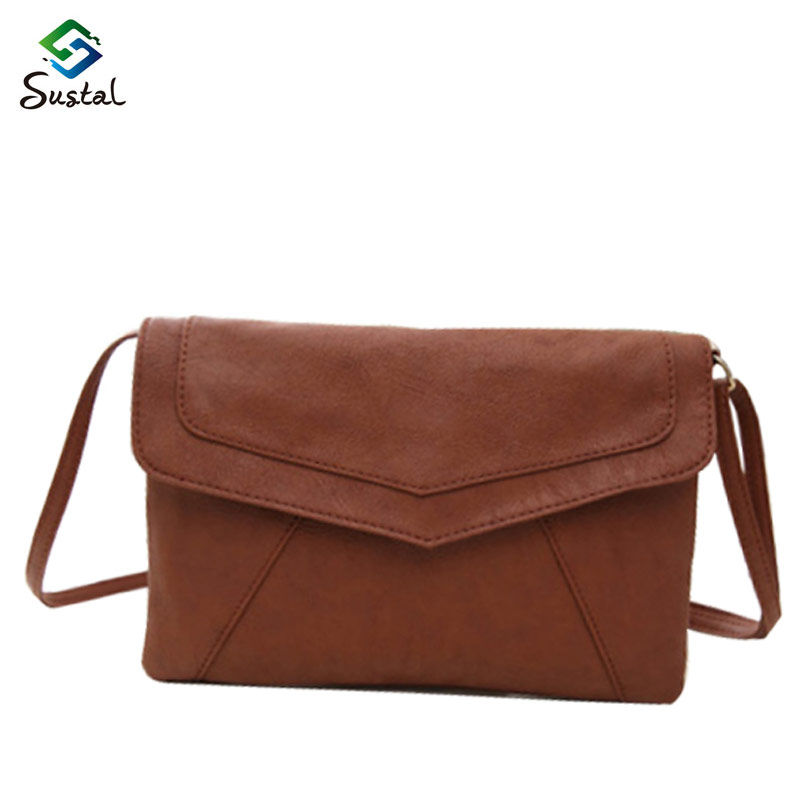 2015 New Brand Women Small Crossbody Bags Pu Leather Cover Shoulder Bag Woman Casual mini Messenger bag girls <br><br>Aliexpress