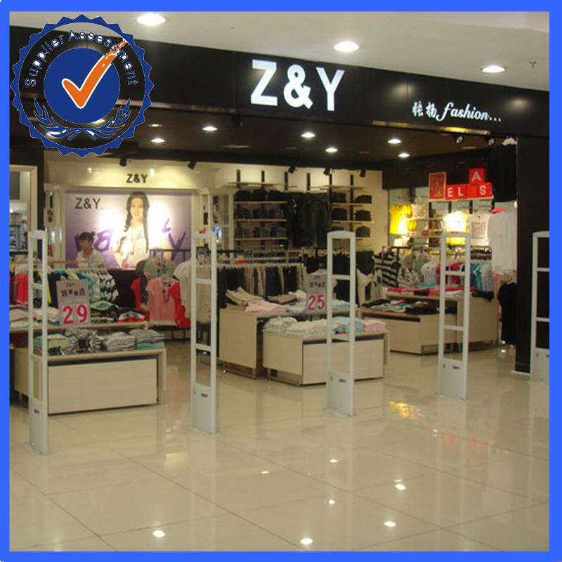 Гаджет  Retail apparel store anti theft system,EAS 8.2Mhz dual tagging system ,access control system,sound and light alarm eas system None Безопасность и защита