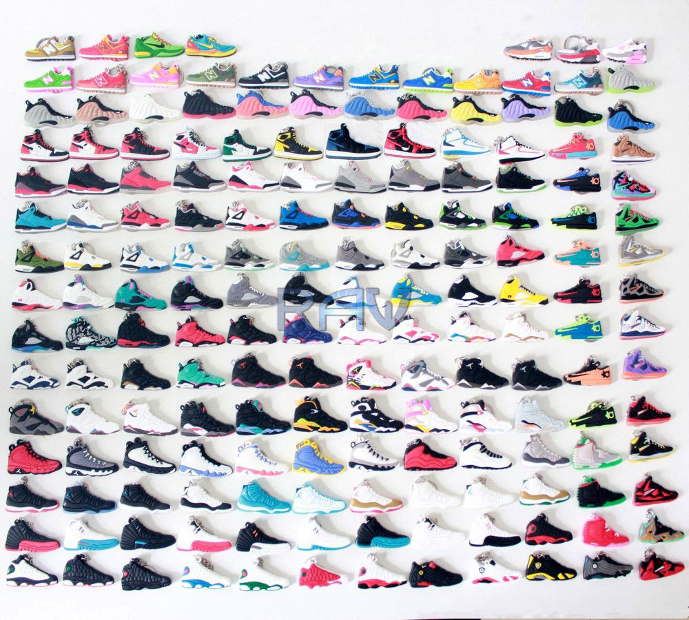 All Basketball Shoes Names