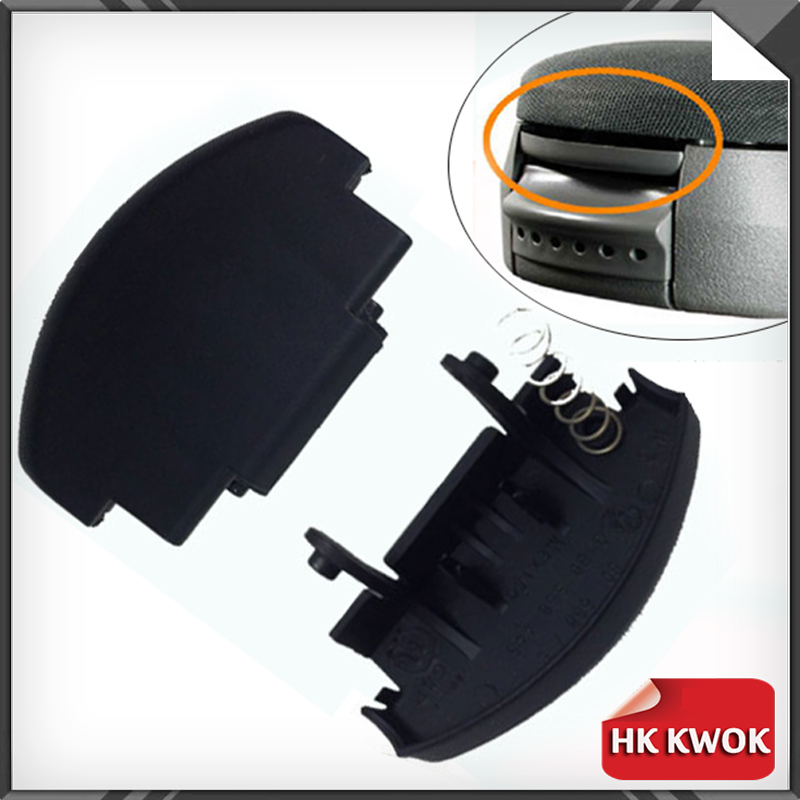 New Arrival Armrest Lid Latch Clip Catch For Volkswagen VW Center Console Armrest Latch with Springs