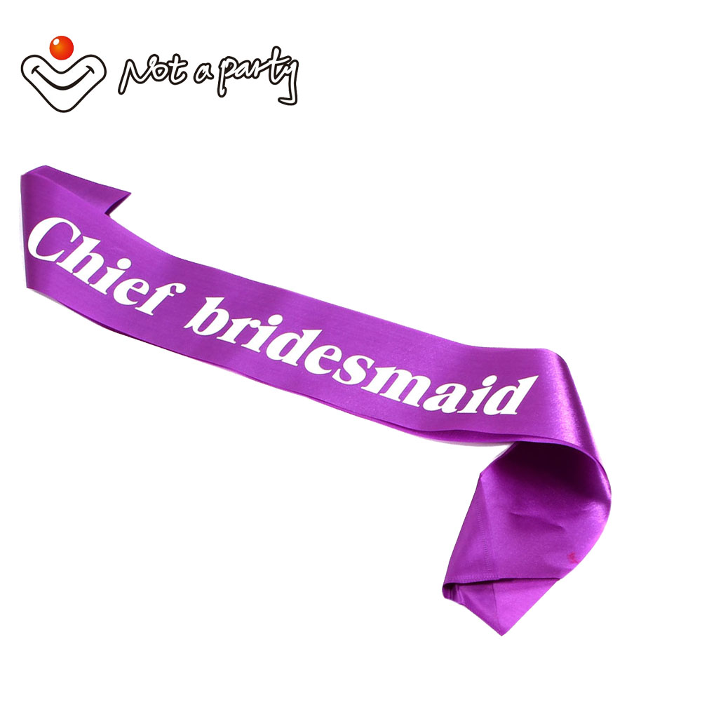 Wedding decoration white Bride to be etc sashes hens bachelorette birthday party supplies accessories wedding favors and gifts(China (Mainland))