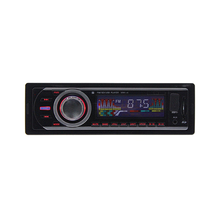 Car FM and MP3 Player Auto Radio Receiver Stereo Radio Receiver Aux with USB mobile Port and SD MM Card Slot Embedded NO DVD(China (Mainland))