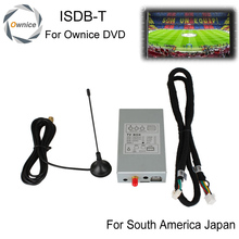 Car ISDB-T ISDB Digital TV Receiver Box With Antenna For Ownice Android Car DVD Player, This Item Don't Sell Separately !(China (Mainland))