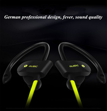 Wireless Bluetooth 4.1 Earphones and Earpiece Stereo Music Sports Running Earset Ecouteur with Mic For Samsung Phones