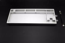 CNC Anodized Aluminum Case Shell For Filco 87 Tenkeyless Mechanical Keyboard Including Keyboard Case Detachable USB Module(China (Mainland))