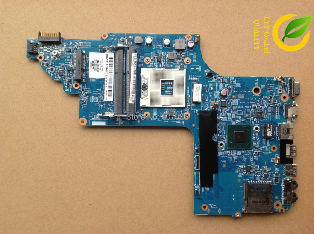 Perfect item For HP DV6-7000 15-J 15-J009WM Motherboard Motherboards 682177-501 DDR3 100% Tested<br><br>Aliexpress