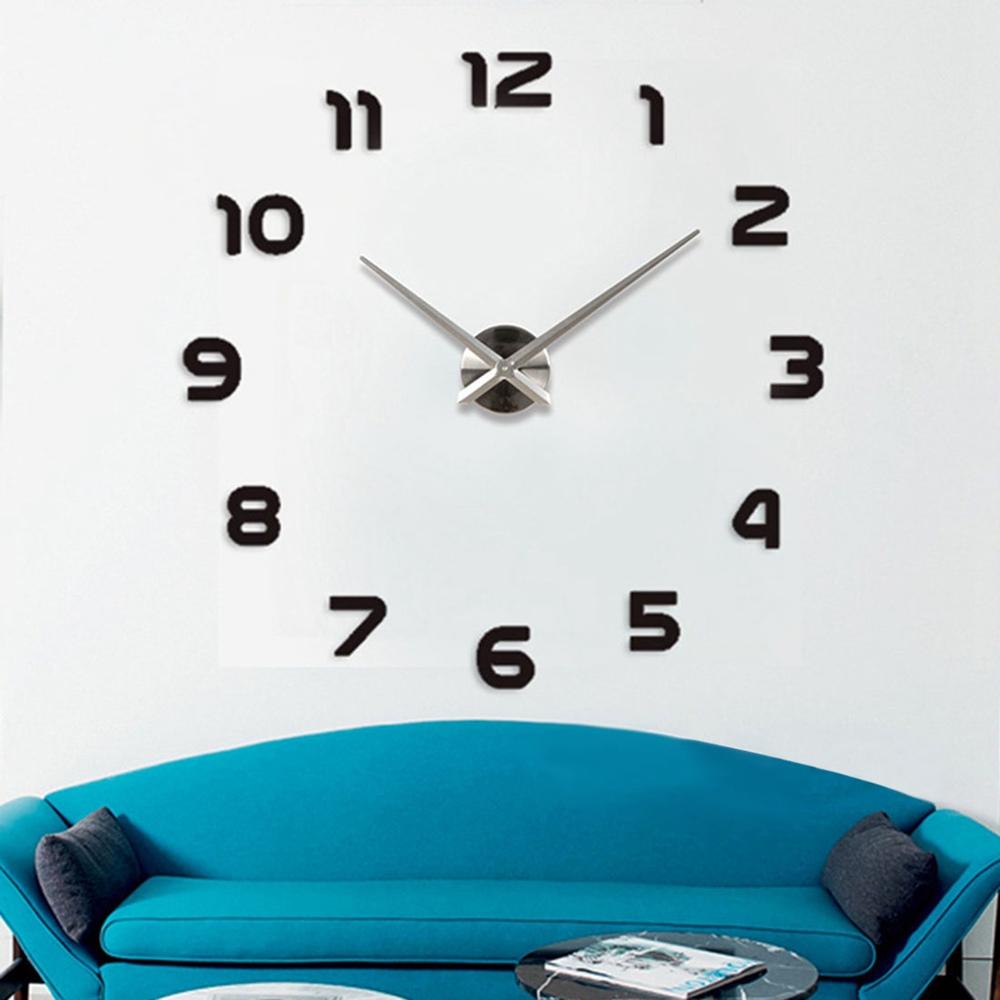 для кухни как сделать часы встроенные в стену термобелье