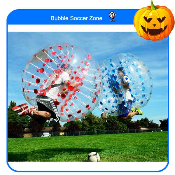Trasporto libero, amazing 1.5 m gonfiabile palla di criceto umana, palla gonfiabile paraurti, bolla calcio, calcio bolla(China (Mainland))