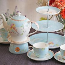 Coffee set bone china ceramic fashion coffee cup set d'Angleterre tea set wedding gifts
