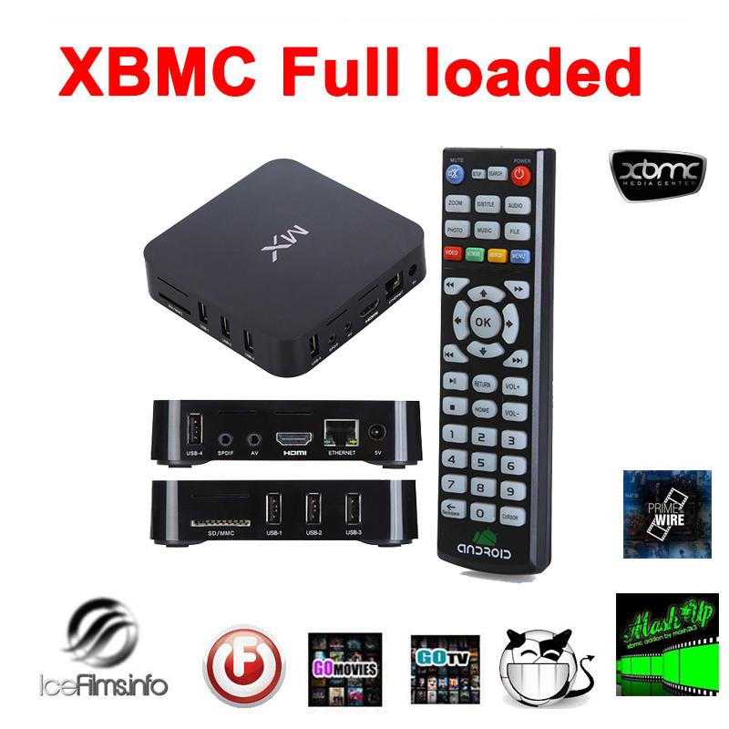 2015 New Smart MX PRO XBMC Andriod TV Box AML8726-M3 Mali-400 1GB DDR3/4GB NAND FLASH HD HDMI WIFI 3D Mini Media Player(China (Mainland))